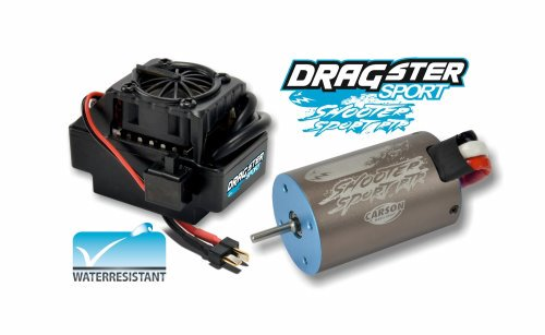 BRUSHLESS SET DRAGSTER SPORT RTR 12T
