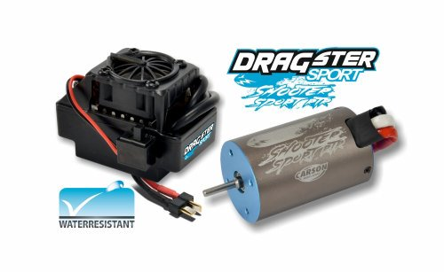 BRUSHLESS SET DRAGSTER SPORT RTR 14T