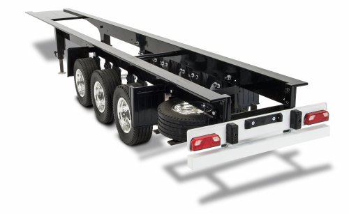 1/14 3 AXLE TRAILER CHASSIS VER. II