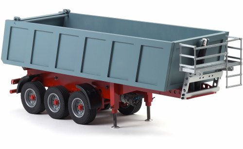 CARSON TIP-TRAILER,  FOR 3 AXEL TRUCK