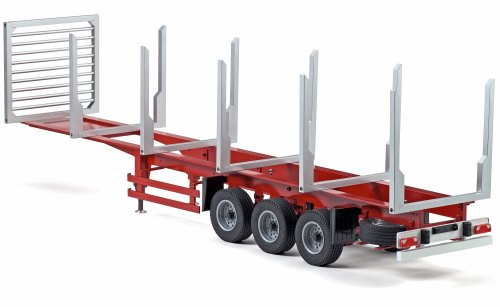 1:14 3 AXES STANCHION TRAILER VER II