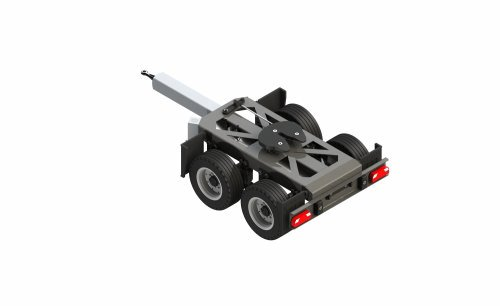1:14 2-AXLE DOLLY RIGID (GIGALINER)