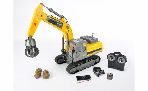 1:12 TRACKED GRAB DIGGER CLEAN VERSION 2.4GHZ 100% RTR